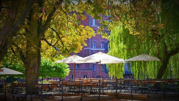 Jardín De La Cerveza, Sombrilla