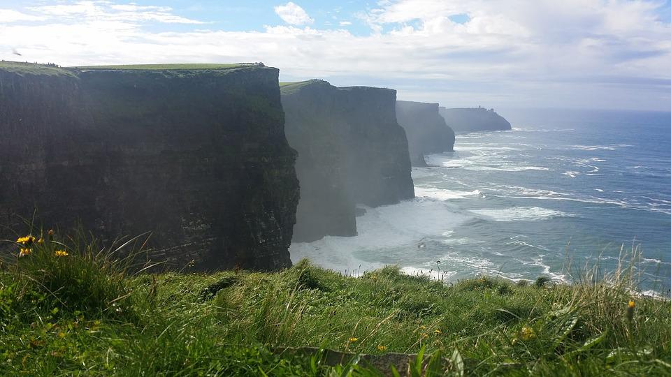 cliffs of moher free photo on pixabay