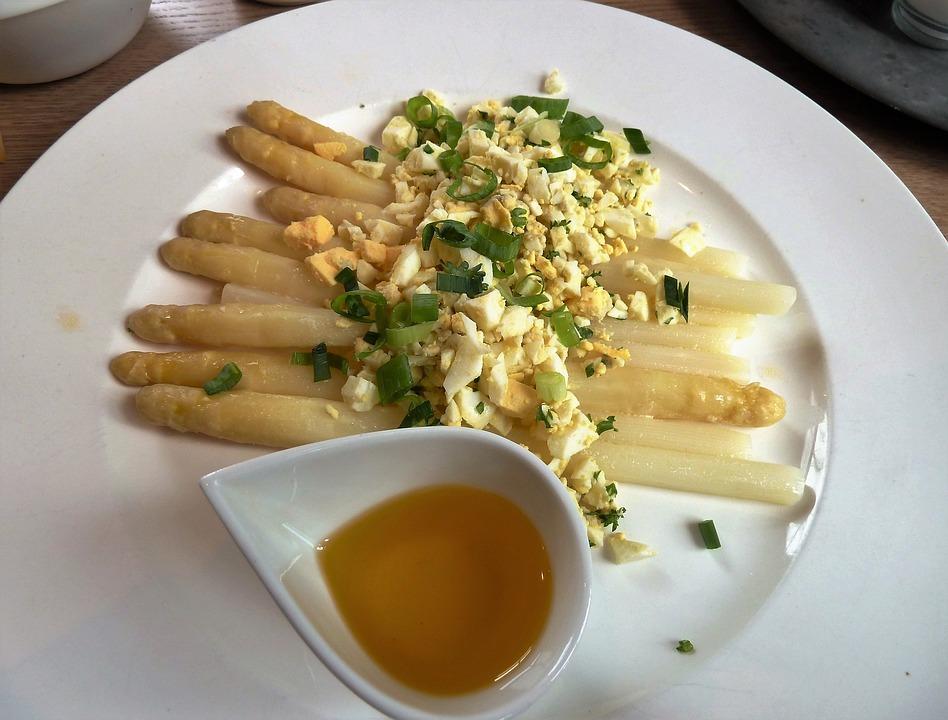 Makanan Asparagus Musim Semi Emas - Foto gratis di Pixabay