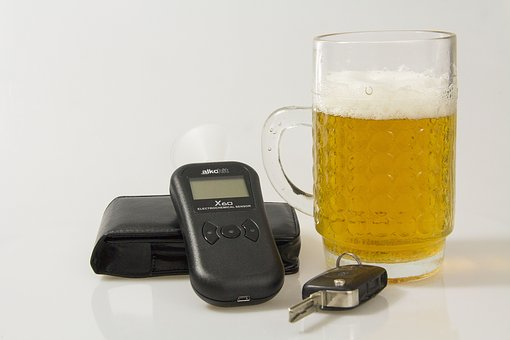 Breathalyser, The Police, Sobriety