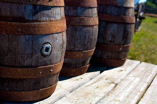 Barrel, Barrels, Middle Ages