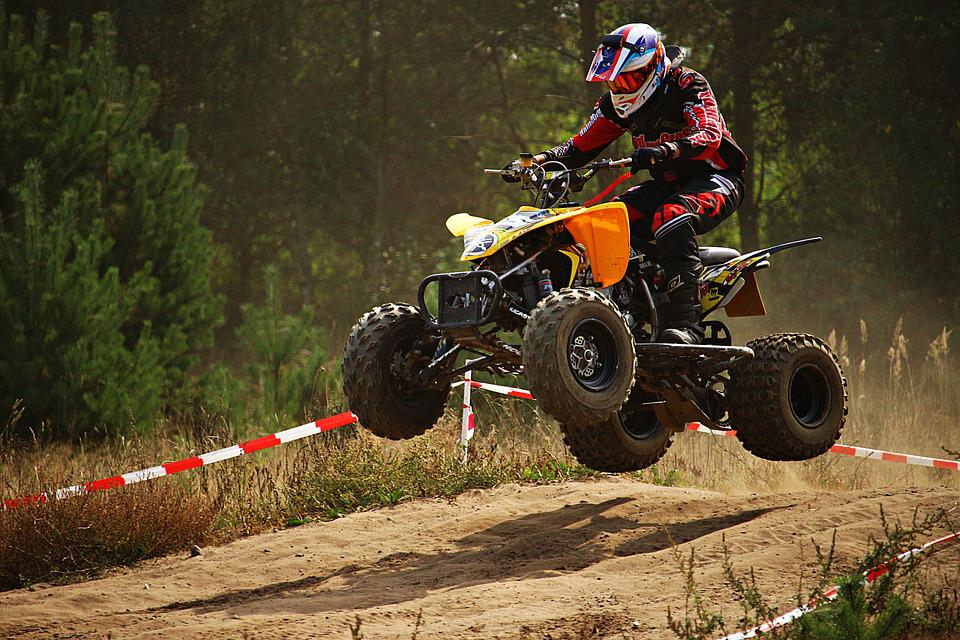 Atv Quad Jump · Free photo on Pixabay