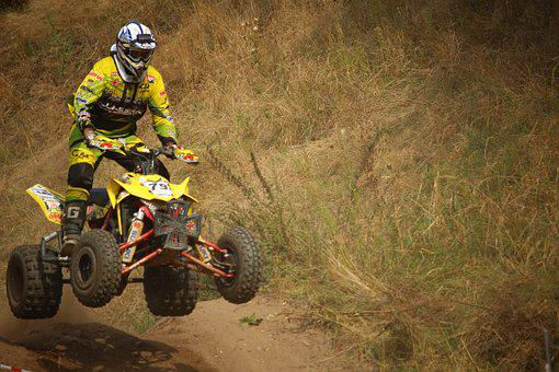 Motocross, Enduro, Quad, Atv, Motorsport