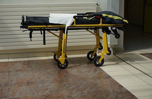 Camilla Emergencia Hospital Transporte Cui