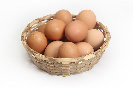 Egg, Basket, Food, Kitchen, Egg, Egg