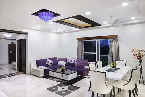 Modern House, Indian House, Interior