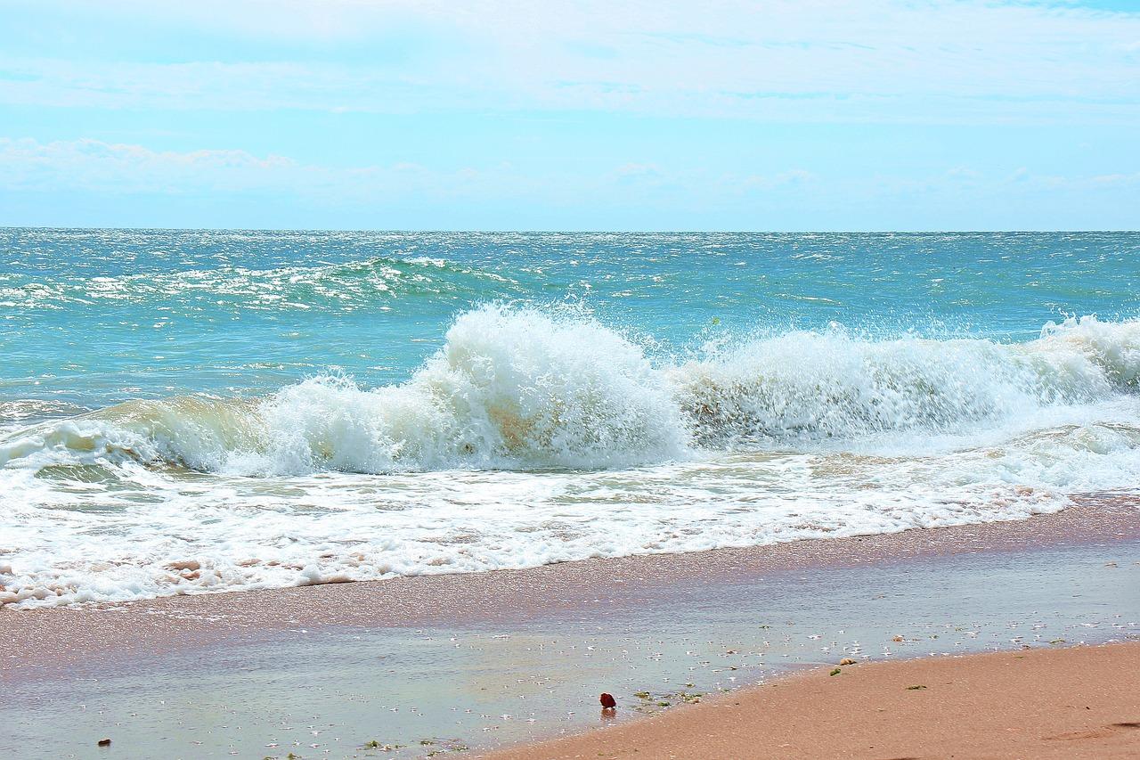 Фото пляжей на черном море россия