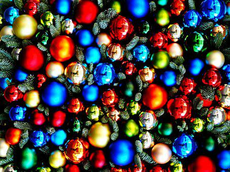 Christmas, Deco, Decoration, Ball