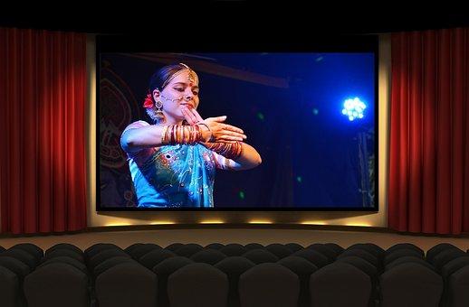 Bollywood Movie Cinema India Theatre Film