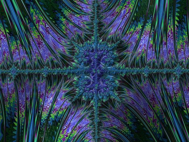 fractales art fractal r u00e9sum u00e9  u00b7 image gratuite sur pixabay