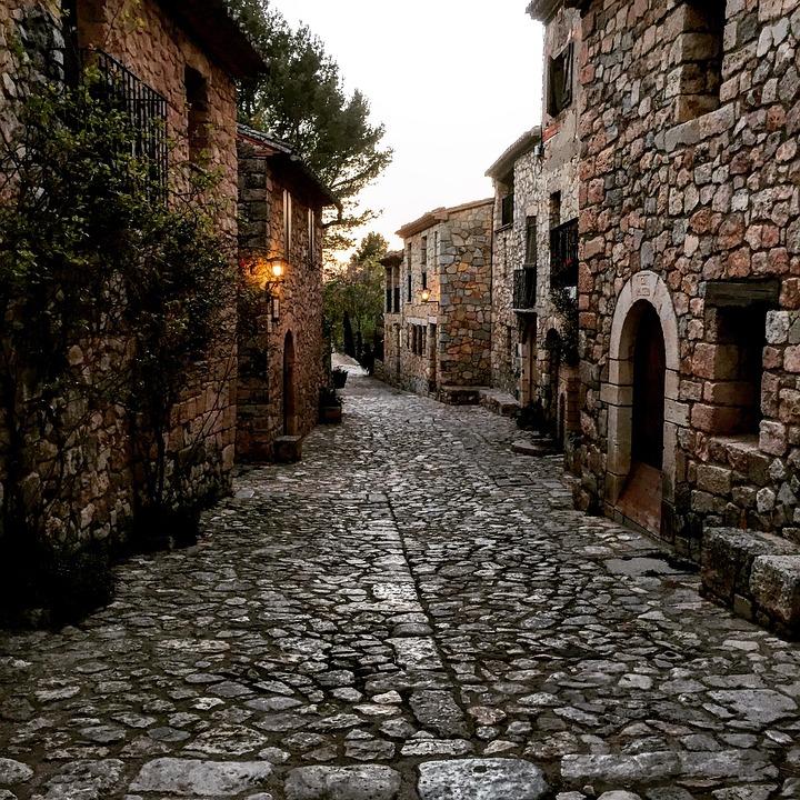 Siurana, Paisaje, Cataluña