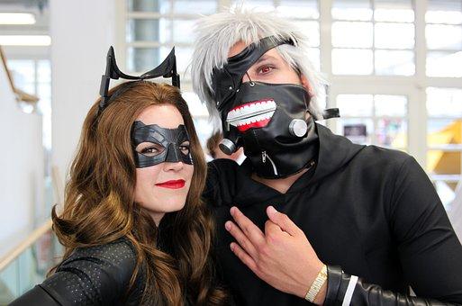 Cosplay, Anime, Manga, Catwoman, Batman