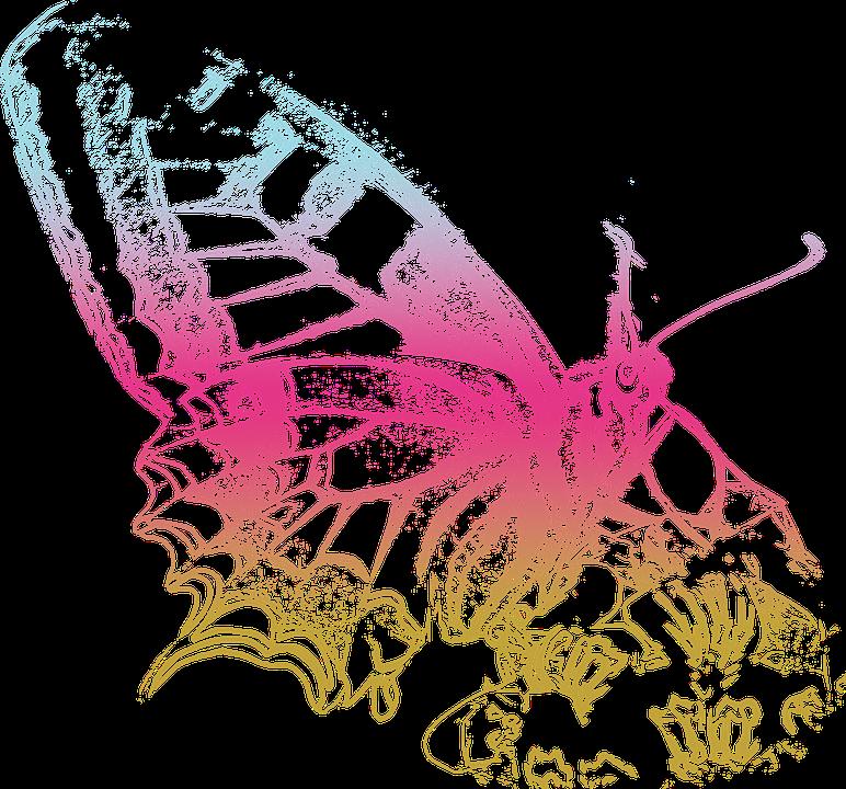 Download 89+ Gambar Kupu Kupu Glitter Terbaru Gratis