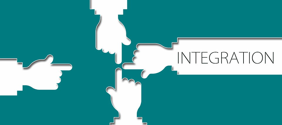 Integrazione, Le Mani, Tocco, All'Interno, Centro