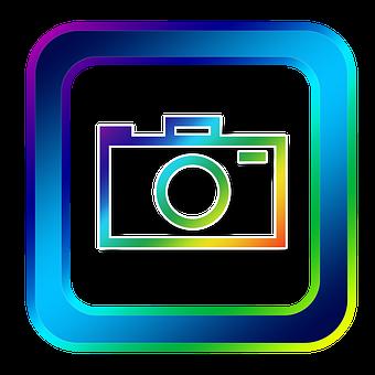 Icon Camera Photo Photograph Images P