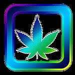 icon, hemp, cannabis