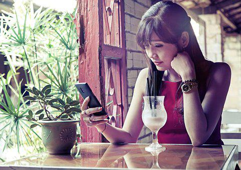 悲しい気分, 美しい写真, 美しい妹, 素敵です, ベトナム語, 女性, カフェ