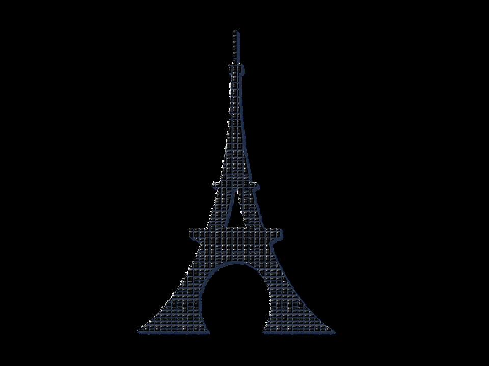Torre Eiffel París · Gráficos Vectoriales Gratis En Pixabay
