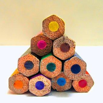 Color, Pencil, Colour, Colorful
