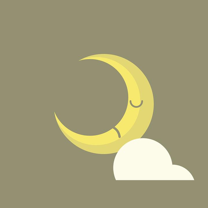 Crescent, Moon, Night, Islamic, Muslim, Arabian