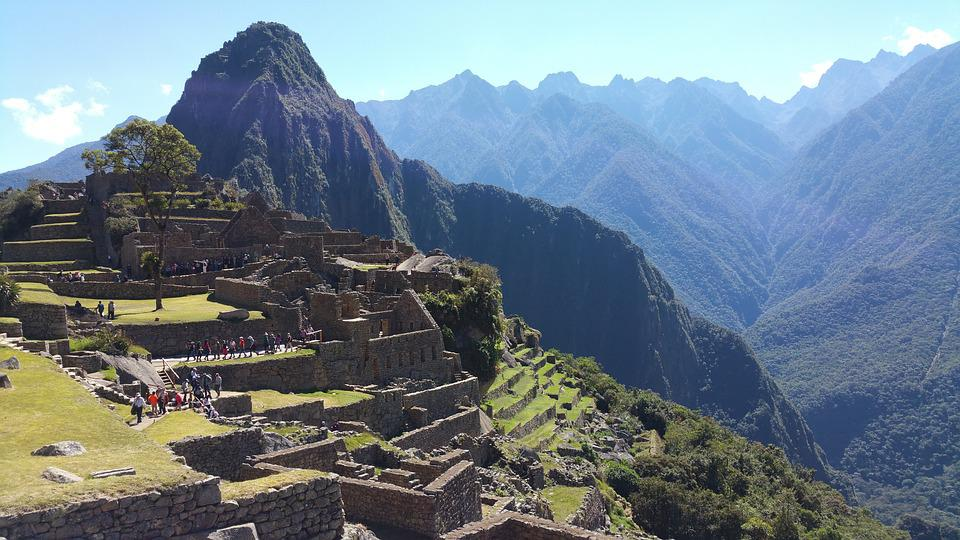 Mountain, Peru, Andes, Altitude, Machu Picchu