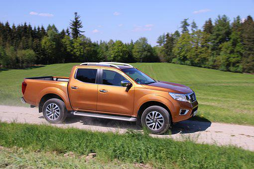 Nissan, Navara, Pick Up, Automatique