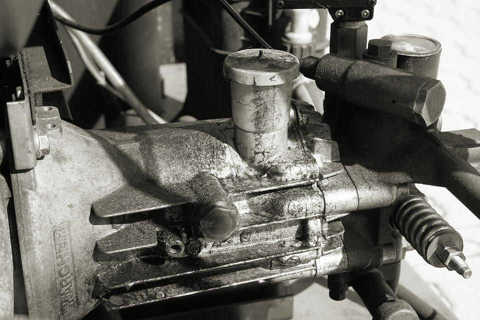 machine compressor