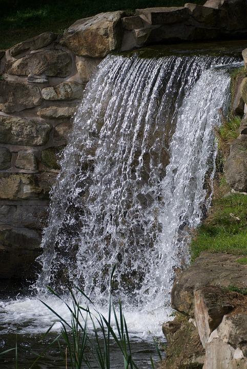 65 Gambar Air Terjun Batu Alam Paling Bagus