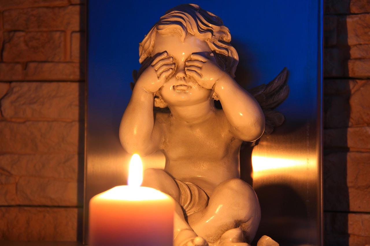 свечи с ангелами картинки вас нет опыта
