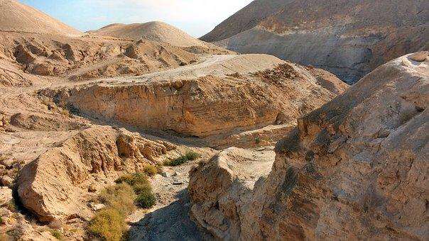 Sand, Wüste, Judäischen Wüste, Israel