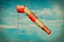 Air Bag, Wind Sock, Weather, Sky