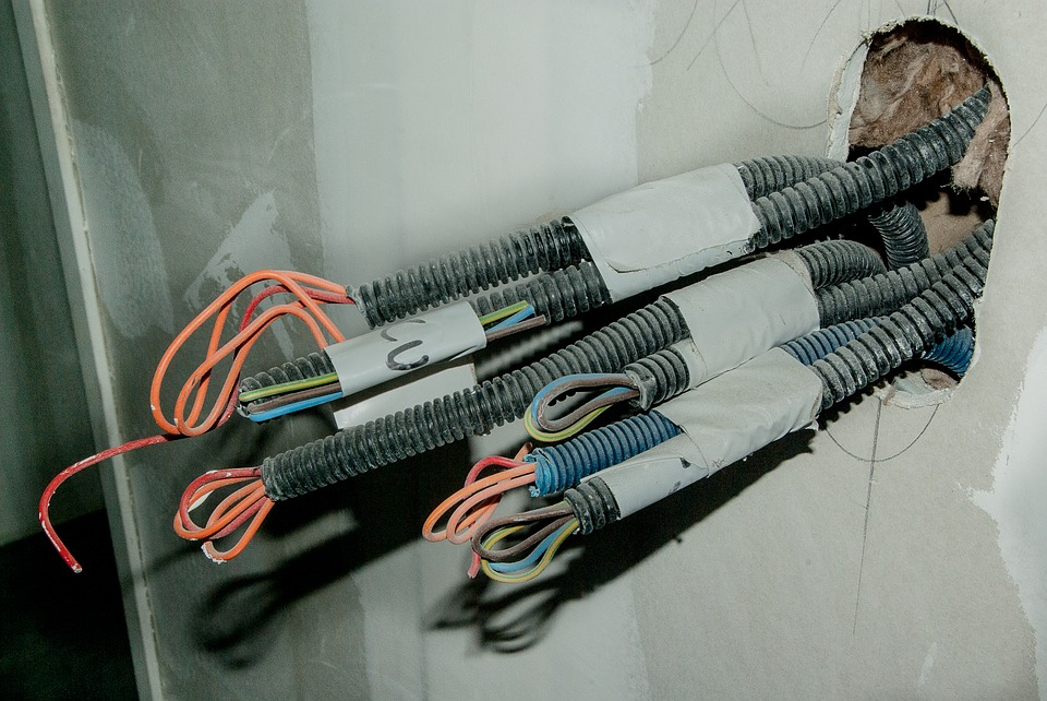 Électricien, Fils Électriques, Cables, Électricité