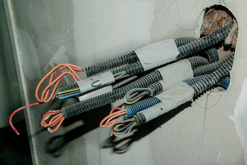 Electrician Electric Wires Cables