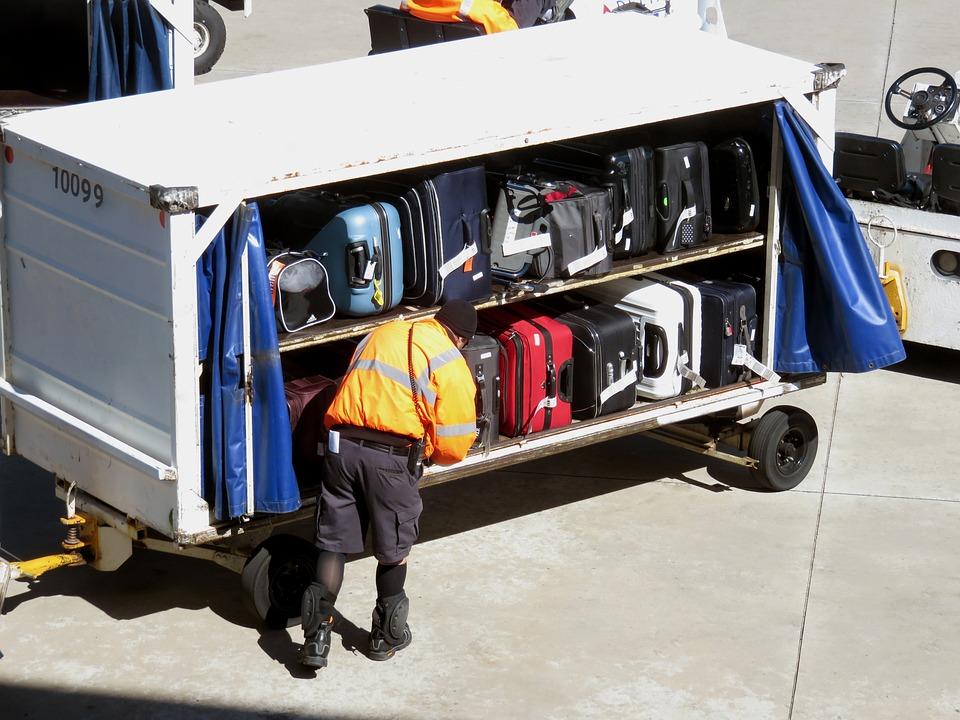 Poggyász, Utazás, Bőrönd, Közlekedés, Holiday, Vakáció
