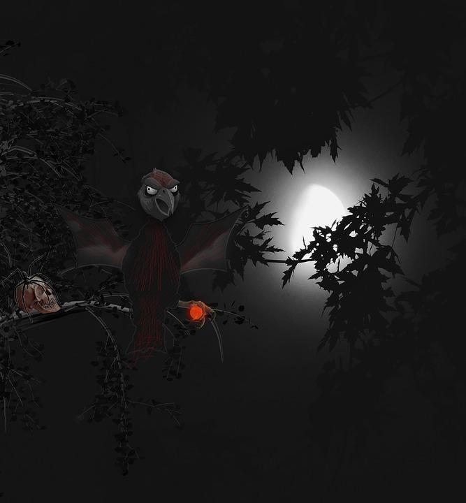 Spooky Creepy Halloween   Free Image On Pixabay