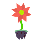 flower, plant, blossom