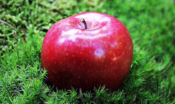 Apple, Manzana Roja, Jefe Roja, Rojo