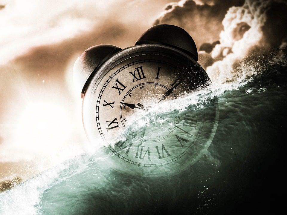 Orologio, Sveglia, Tempo, Passato, Tempo Di