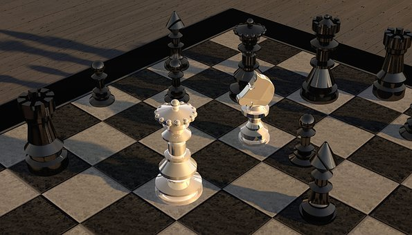 Chess, Chess Game, Chess Pieces, Figure