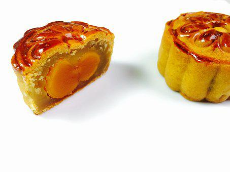 The Mid-Autumn Festival, Moon Cakes