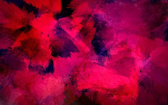 Background Texture Pattern Template Red Ab