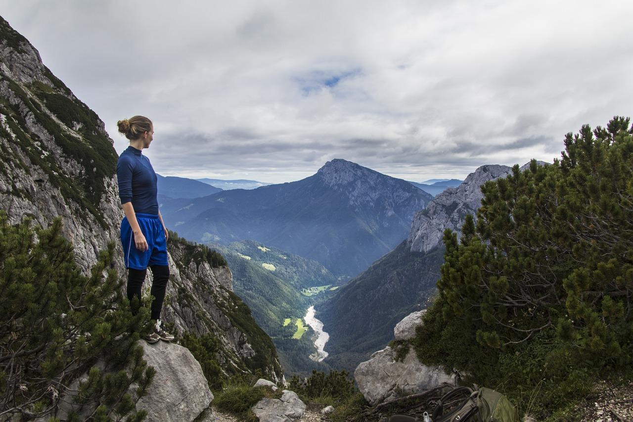 Hiking vs trekking