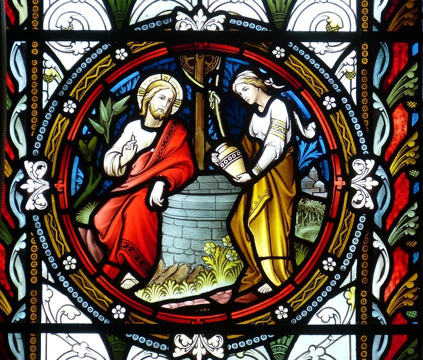 Церкви, Окна, Церкви Окне, Витраж, Вера, Изображение