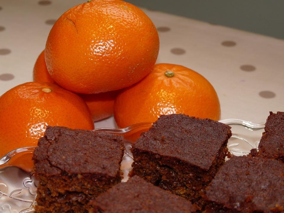 Clementine Lebkuchen Kuchen Kostenloses Foto Auf Pixabay