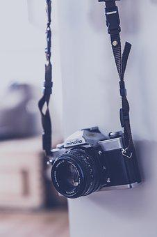 Analog, Camera, Slr Camera, Exposure