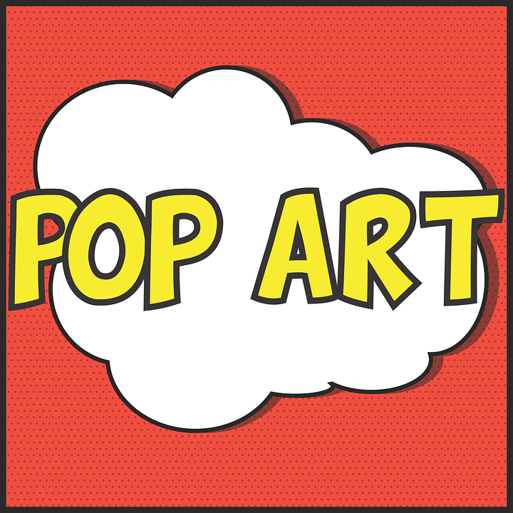 Pop Art Design Pop Art Design Colour Vintage Art