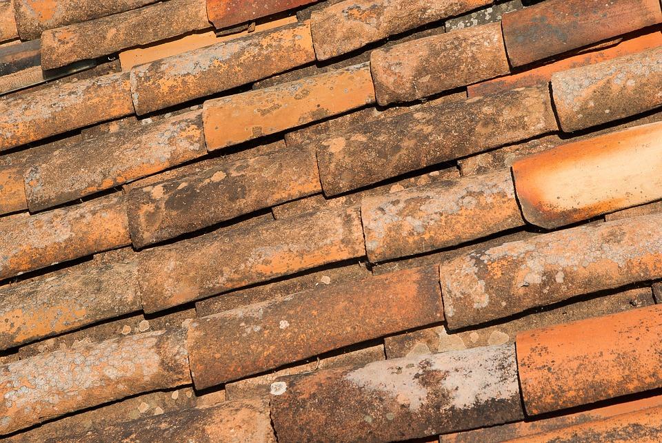 Piastrelle coperture in terracotta · foto gratis su pixabay