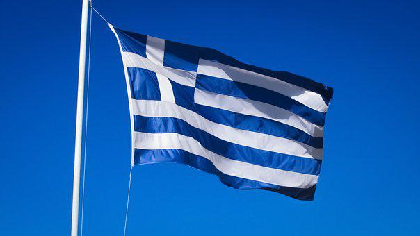 Greece Flag Images Pixabay Download Free Pictures