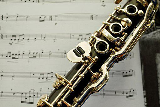 Clarinet, Musical Instrument, Woodwind