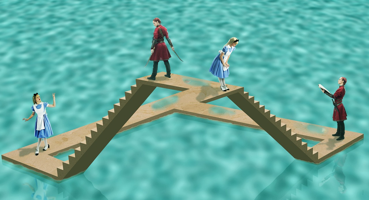 Море иллюзий картинка